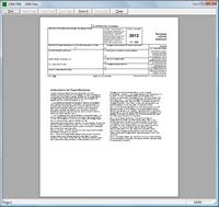1098 print preview