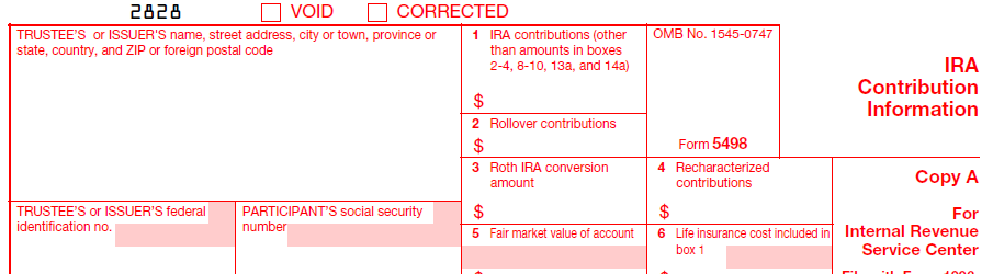 New Form 1099 G Instructions